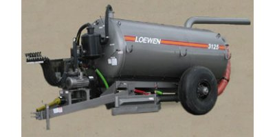 Loewen Honey-Vac - Tractor Pull System