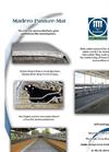 Madero - Pasture Mat Brochure