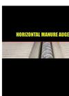 McLanahan - Horizontal Manure Augers Brochure