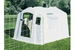 PolyDome - Model PD-1010 - Big Foot Calf Nursery