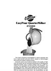 EasyPour QuarterMilker Brochure II