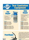 Teat Sanitation Equipment Brochure