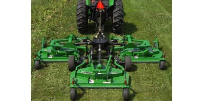 Model FM10 Series - Flex-Wing Grooming Mowers