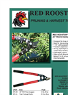 Red Rooster Harvest & Pruning Catalog
