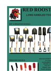Red Rooster Long Handled Tool Catalog