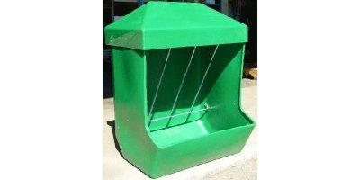 RR Green Livestock Feeder