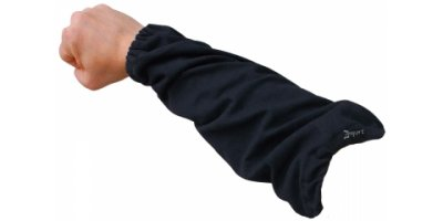 Zenport AgriKon - Model AG4021 - Black Canvas Fruit Picking Sleeves, Protective Armwear, 1-Pair