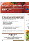 Phocon - Plant Stimulants Brochure