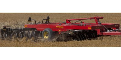 Sunflower - Model 1710 / 1730 - Offset Disc Harrows