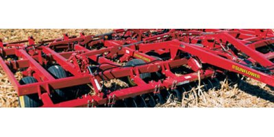 Sunflower - Model 4233 - Performing Fall Tillage