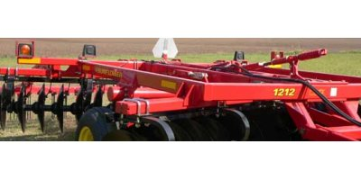 Sunflower - Model 1212 - Selling Disc Harrows