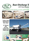 Doyle - Model 10FT - Trailer Mounted Rear Discharge Trailer Tenders Brochure