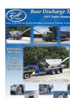 Doyle - Model 10FT - Trailer Mounted Rear Discharge - Brochure