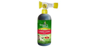 Growers Secret - Model Lawn Care 3-2-2 - Greener Denser Lawns
