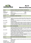 Model RL-37 - Jack-Of-All-Trades Product MSDS