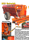 Model KCM612 - Fertilizer Spreaders - Brochure