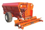 Model KCM612 - Fertilizer Spreaders
