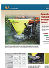 Land-Pride - Model FSP Series - Broadcast Spreaders Brochure