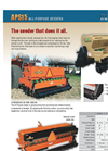 Land-Pride - Model APS15 Series - All Purpose Seeders Brochure