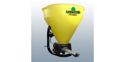 Land-Pride - Model PFS Series - Pendulum Type Broadcast Spreaders