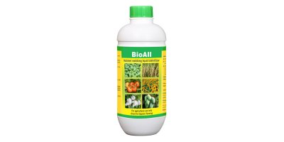 Model Bio-All - Nutrient Mobilizing Liquid Biofertilizer