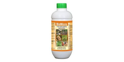 BioMicro - Model B-Micro - Micronutrient Mobilizing Liquid Fertilizer
