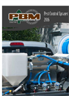 Pest Control Sprayer Products Catalog