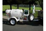 Model 150 Gallon - Highway Rated Trailer Sprayer