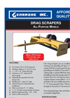 Drag Scrapers- Brochure