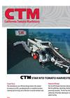 CTM - Star NTD - Tomato Harvester Brochure