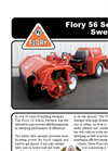 56 Series - Non-Cab Nut Sweeper Brochure