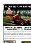 Flory - Model 8770 - Self-Propelled Nut Harvester Brochure