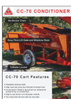 CC-70 - Conditioner Cart Brochure