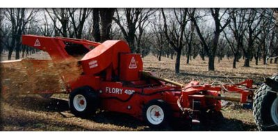 Flory - Model 8770 - Self-Propelled Nut Harvester