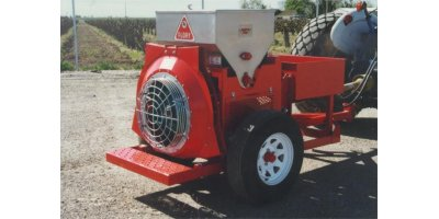 Flory - Model TD20/D20 - Sulfur Duster