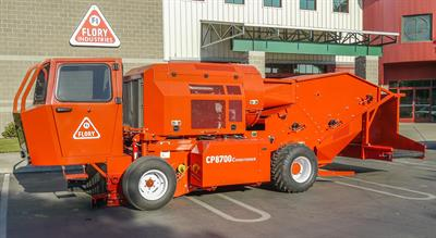 Flory - Model CP8700 - Self-Propelled Conditioner