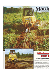 Model CRP122 - Two-Arm Ripper / Coulter Plow Brochure