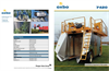 Oxbo - Model 7420 - Blueberry Harvester- Brochure