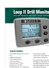 Loup - II - Drill Monitor Brochure