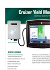 Cruizer Yield Monitor Brochure
