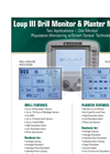Loup - Model III - Planter Monitor & Drill Monitor Brochure