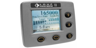 Loup  - Model II  - Planter Monitor