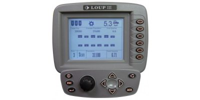 Loup  - Model III  - Planter Monitor & Drill Monitor