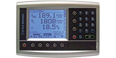 Model 8000i  - Yield Monitors
