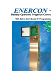 ENERCON - Model 4-24 PLUS - Battery Powered Controller II