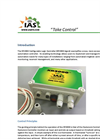 IAS - Model XR3000 Agent - Simple Configurable Control System Manual