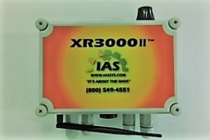 IAS - Model XR3000 Agent - Simple Configurable Control System