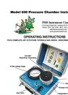 600 - Pressure Chamber Instrument Brochure