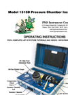 Model 1505D-EXP - Pressure Chamber Instrument- Brochure
