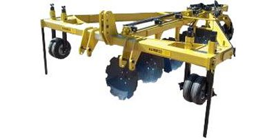 Disc Plow- Heavy Duty On-Land